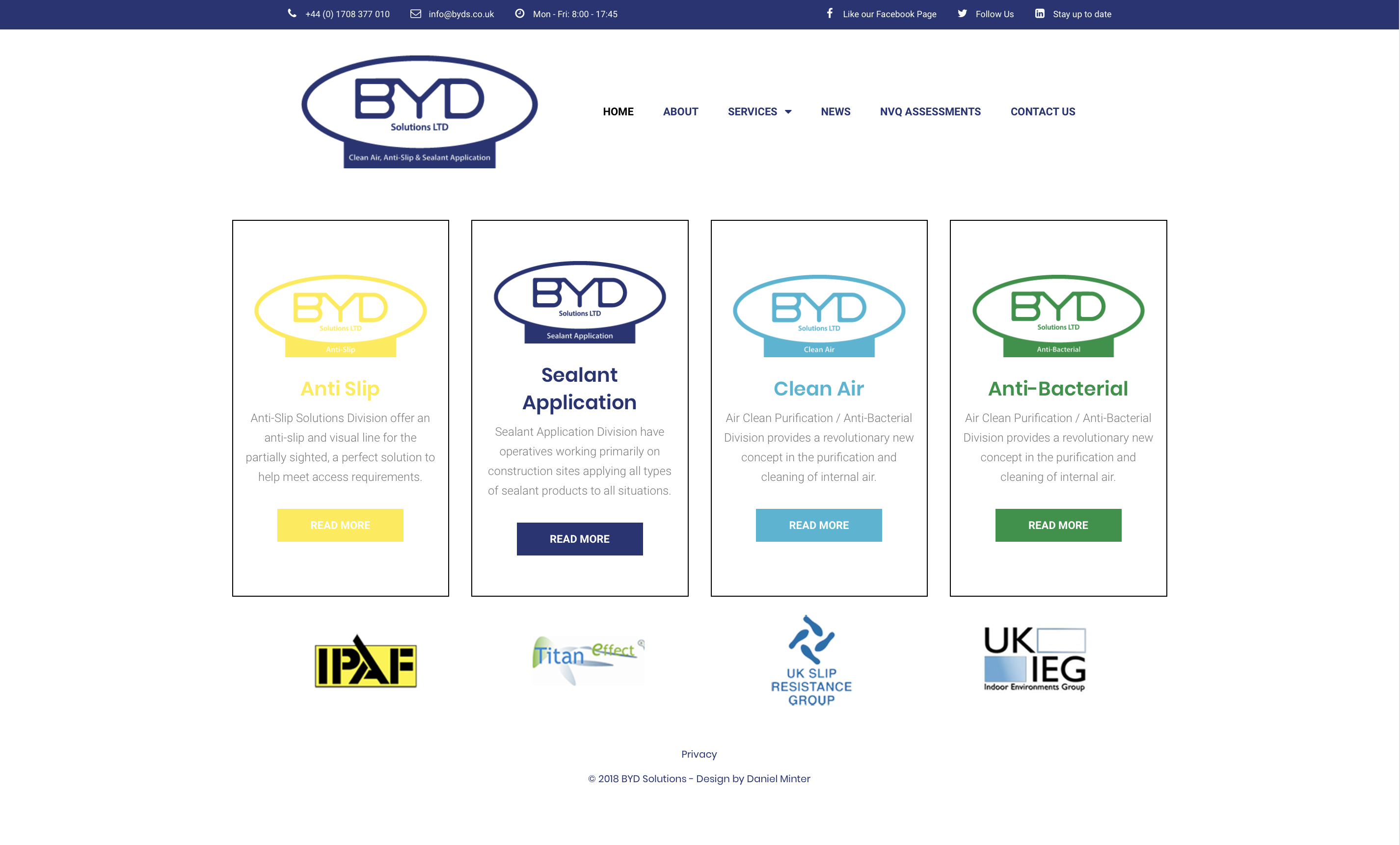 BYD Solutions